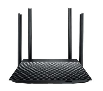 Asus RT-AC1300UHP-Dual Band Wi-Fi Router with MU-MIMO and Parental Controls