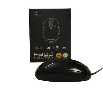 Motospeed F303 USB Wired Optical 1000dpi Mouse