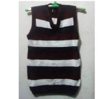 Menz V-Neck Half Sleeve Sweater
