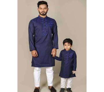 Father & Son panjabi 107-cotton