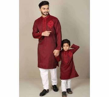 Father & Son panjabi