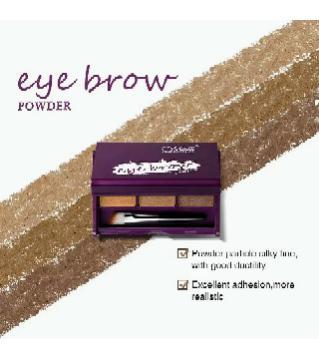 Menow Eyebow Kit-1.3gm(China)