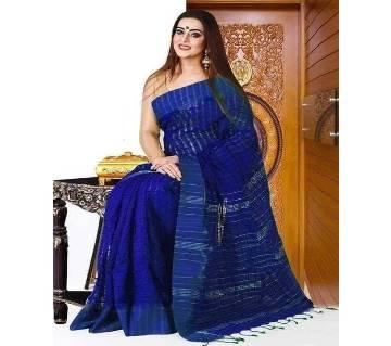 Half Silk Jhum Saree Without Blouse Piece