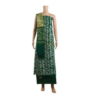 Unstitched Mom Batik salwar kameez