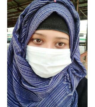 Cotton full coverage Hijab