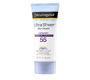 Neutrogena Sunscreen 55 88 ml