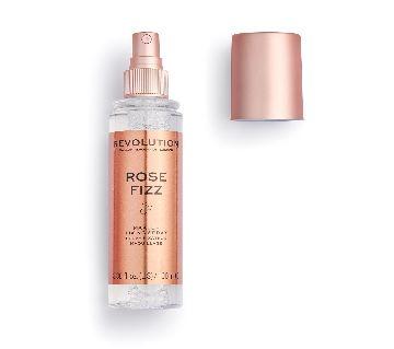 Makeup Revolution-Precious Stone Fixing Spray Rose Fizz-100 ML