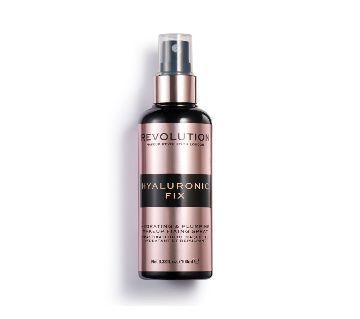 Makeup Revolution-Hyaluronic Fixing Spray-100ML-USA