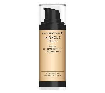 Max Factor Miracle Prep Primer-30ml-UK
