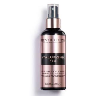 Makeup Revolution-Hyaluronic Fixing Spray-100ML