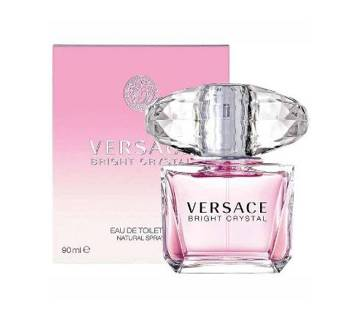 Versace Bright Crystal Eau De Toilette Spray-90ml-Italy