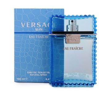 Versace Man Eau De Toilette Natural Spray-100ml-Italy