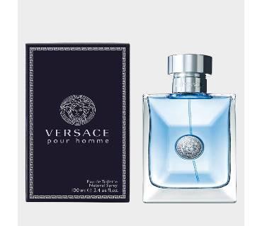 Versace Pour homme Eau de toilette Perfume 100ml-Italy