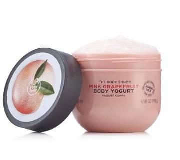 The Body Shop Pink Grapefruit Body Yogurt 200ml-UK