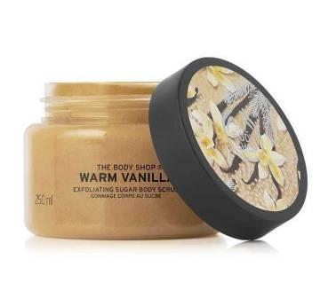 The Body Shop Warm Vanilla Body Yogur 250 ml-Uk