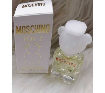 Moschino Toy 2 Eau de toilette Perfume 5ml-UK