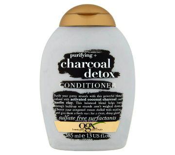 Ogx Charcoal detox conditioner-USA-385 ml