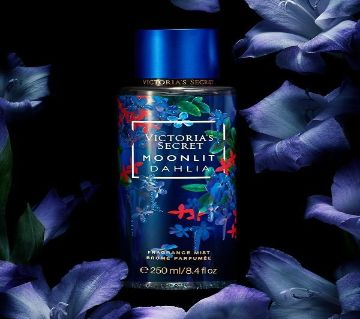 Victorias Secret Fragrance Mist Moonlit Dahlia 250ml-USA
