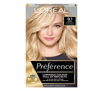 LOreal Paris Preferences Luminous Color Full Of Reflects-0.73lb-France