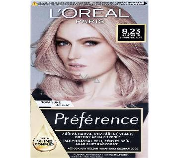 LOreal Paris Hair Color 8.23 Santorini-281g-France