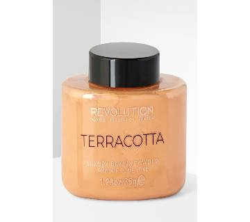 Makeup Revolution -Terracotta Baking Powder 35g-UK