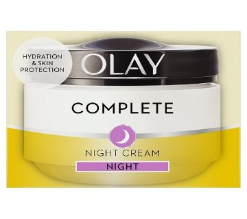 Olay complete night cream 50 gm-USA