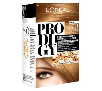 Loreal Paris Hair Color 7.0 Almond Natural Dark Blonde-322g-France