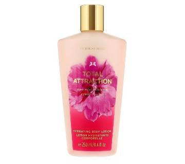 Victoria secret Total attraction body lotion 250ml-USA