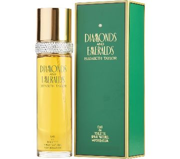 elizabeth taylor diamonds and emeralds 50ml perfume for Women-USA
