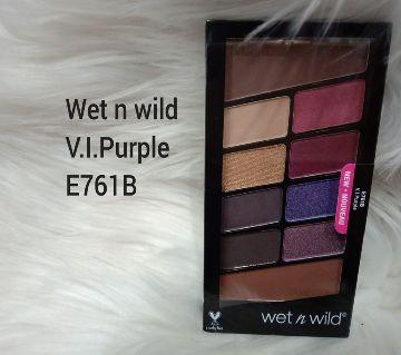 Wet n Wild V.I.Purple color palette E761B 10 gm-USA