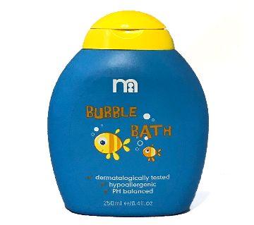 Mothercare Bubble Bath 250ml-UK