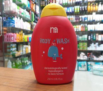 Mothercare body wash 250 ml-UK