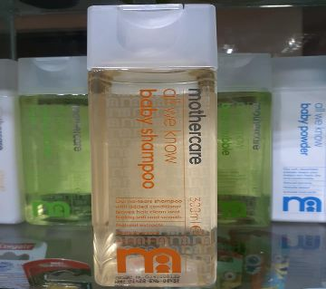 Mothercare all we know baby shampoo 300ml-UK