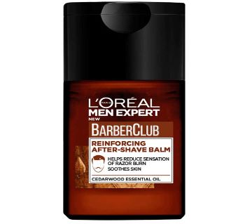 LOreal  Men Expert Barber Club After Shave Balm  125ml-France