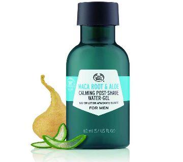 The Body Shop  Maca Root & Aloe Post Shave Water Gel for Men  160ml-UK
