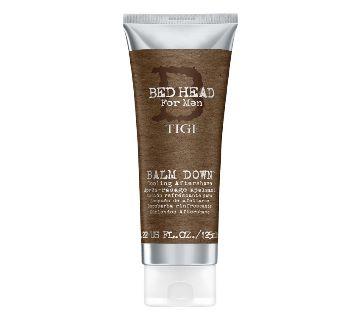 Tigi Bed Head  For Men Balm Down Aftershave Lotion  125ml-UK