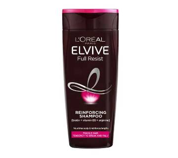 Loreal Paris Elvive full resist Reinforcing Shampoo-400ml-France