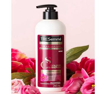 TRESemme  Pro Collection Colour ShinePlex Sulphate Free Cleansing Conditioner  290ml-UK