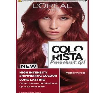 LOreal paris Colorista Permanent gel cherryred-8.22 Oz-France