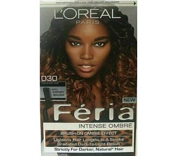 Paris Feria Brush-On Intense Ombre Effect Hair Colorহেয়ার কালার জেল-8.22 Oz-France