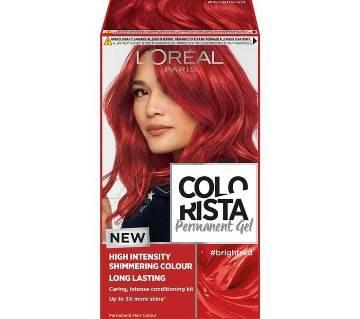 LOreal paris Colorista Permanent gel  bright red-8.22 Oz-France