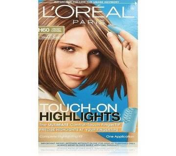 LOreal paris H60 creamy caramel-8.22 Oz-France