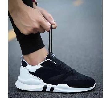 Mens Casual Sneakers-Black