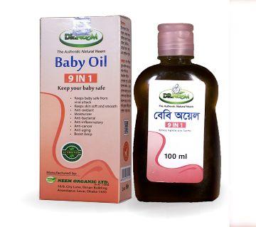 Dr. Neem Baby Oil- 100ml Bangladesh