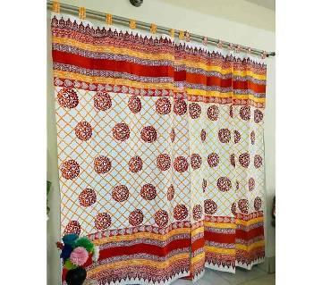 Cotton Curtains  Mix