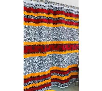 Cotton Curtains Mix Color