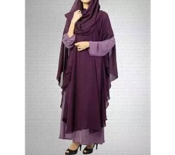 Abaya For Women Purple
