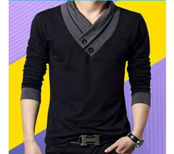 Menz Cotton Full Sleeve T-Shirt