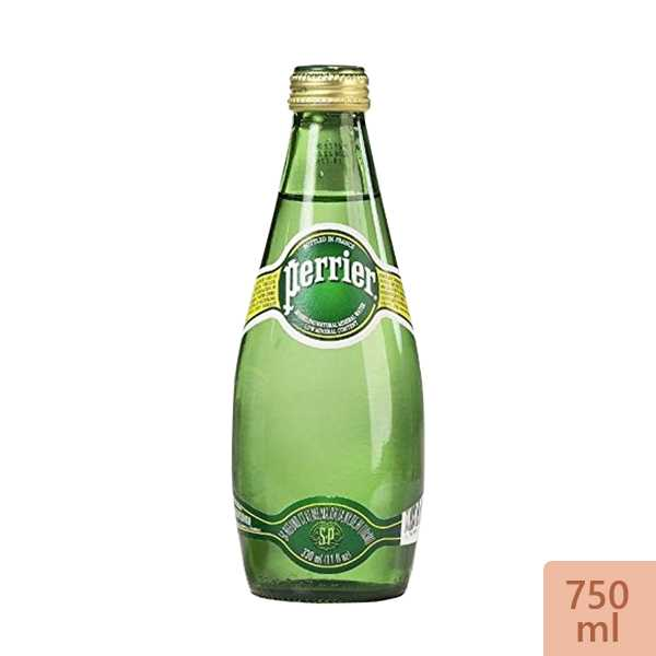 Perrier Mineral Water 750 ml
