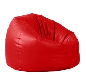 Pumpkin Shaped Xtra Large Size Bean Bag Chair